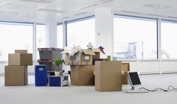 Офисный переезд