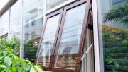Окна и двери из алюминия