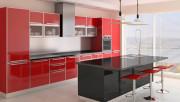 Материалы современных кухонных гарнитуров