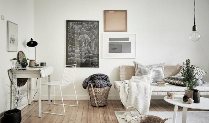 Актуальность скандинавского стиля интерьера