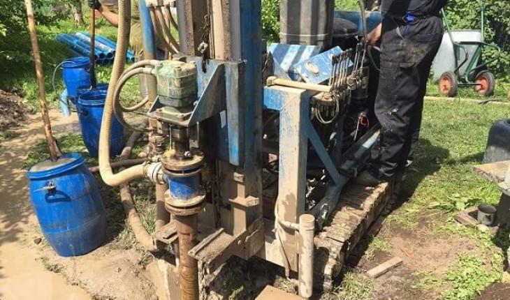Бурение скважины на воду - полезная информация