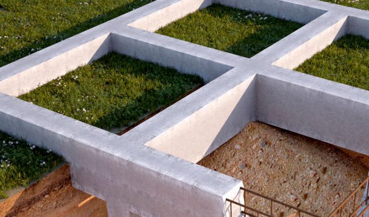 Как построить недорогой фундамент