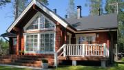Преимущества домов, выстроенных по финской технологии