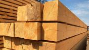 Брус естественной влажности для строительства домов