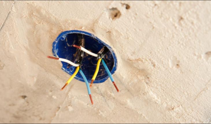 Устраняем старую электропроводку