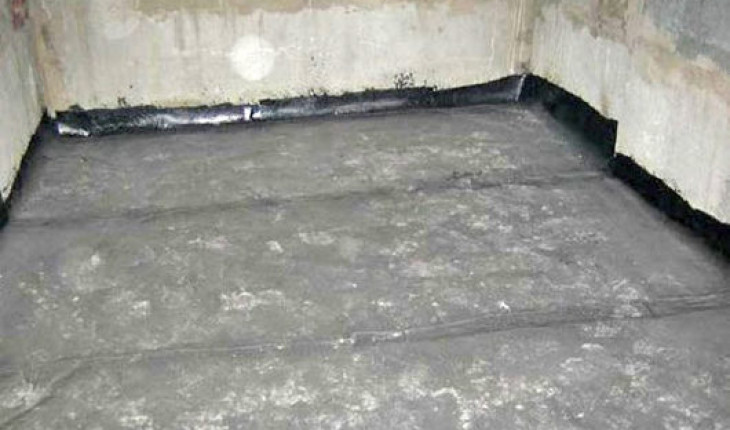 Как самостоятельно гидроизолировать стены, кровлю, пол и подвал?
