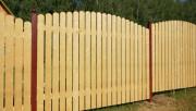 Из чего построить забор на даче?