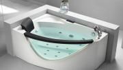 Какие бывают ванны?