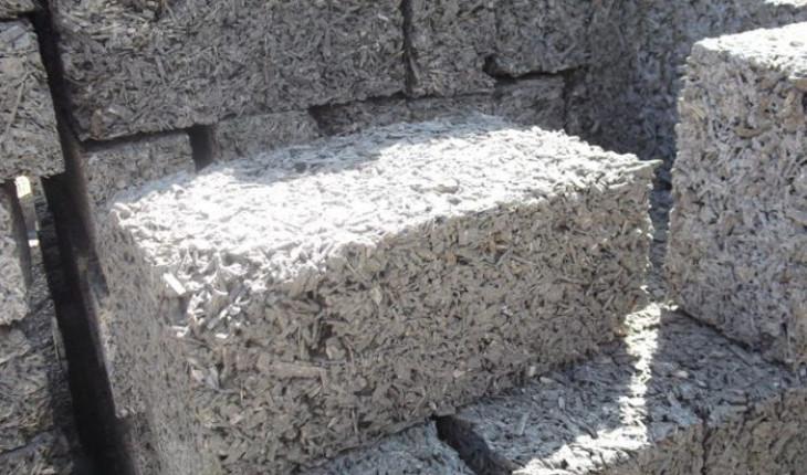 Разновидность бетона: арболит