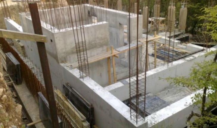 Как строить стены из монолитного бетона?
