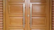 Двери входные деревянные – основные проблемы выбора
