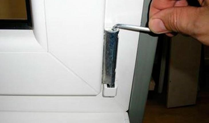 Самостоятельная регулировка пластиковых дверей