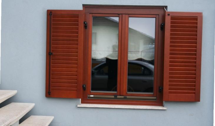 Окна нашего дома