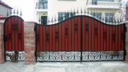 Заборы, ворота, шлагбаумы