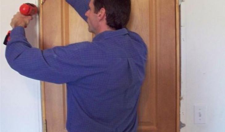 Правильный уход за межкомнатными дверьми