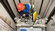 Обслуживание подъемного оборудования
