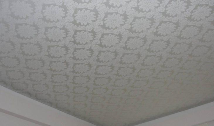 Виды натяжных потолков - типы полотен