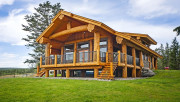 Технология строительства домов - Post & Beam