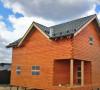 В чем преимущества домов из бруса