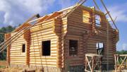Строительство домов ручной рубки под ключ