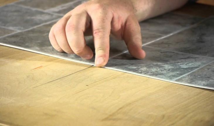 Подготовка поверхности для укладки линолеума