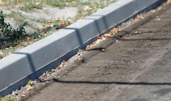 Бордюр – важный элемент дорожного строительства