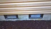 Отдушины в фундаменте: как сделать качественную вентиляцию
