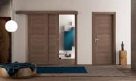 В чем преимущества раздвижных дверей