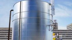 Конструктивные решения цилиндрических емкостных сооружений