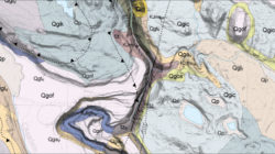 Геологическое строение и рельеф местности