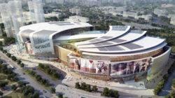 Концепция строительства торгового комплекса