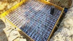 Технологическая карта на производство опалубочных и арматурных работ при устройстве фундаментов