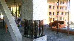 Стыки арматуры больших диаметров