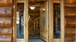 Делаем деревянную окосячку