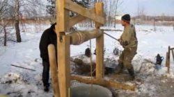 О строительстве колодца своими руками