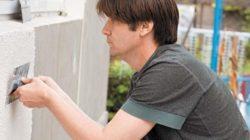 Как оштукатурить фасад своего дома