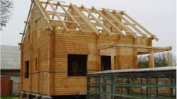 Про строительство деревянной крыши