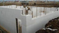 Несъемная опалубка в строительстве дома