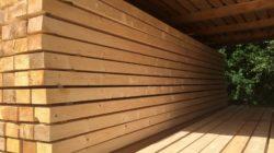 Популярнейший строительный материал — брус