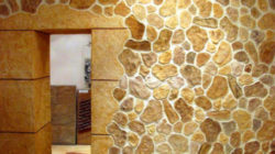 Отделка стен современными материалами