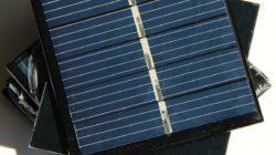 Устройство солнечной батареи и её использование для энергоснабжения