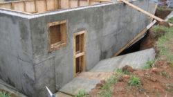 Если вы задумали построить дом из бетона