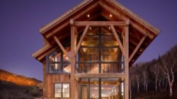 Новинки в деревянном домостроении