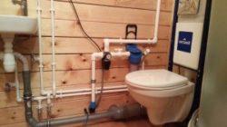 Советы по сооружению водопровода в частном доме