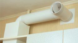 Как сделать вентиляцию в доме