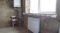 Выбираем систему настенного отопления