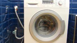 Как правильно установить стиральную машину