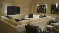 Центр домашней жизни – гостиная комната!