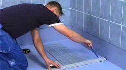 Как правильно выполнить гидроизоляцию в ванной комнате