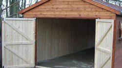 О том как построить гараж недорого